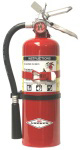 San Diego Amerex B500 Portable Fire Extinguisher