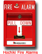 Chicago Hochiki Fire Alarms