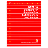 NFPA 10 Standards and Codes for Portable Fire Extinguishers in El Cajon