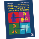 NFPA 25 Fire Sprinkler Tests and Inspections