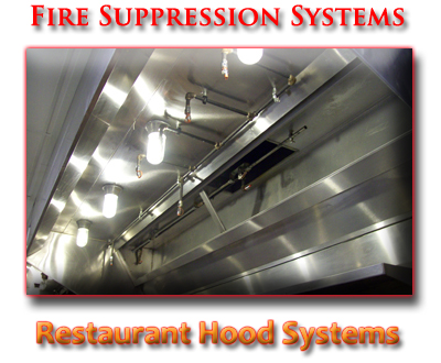New York City Restaurant and Kitchen Fire Suppression Systems