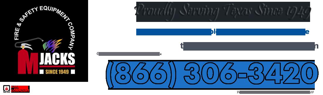 San Antonio, Texas Fire Extinguisher Company