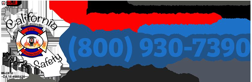 San Francisco, California Fire Extinguisher Company