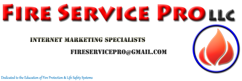 Fire Service Pro and its Website Series all Trademarks Pending